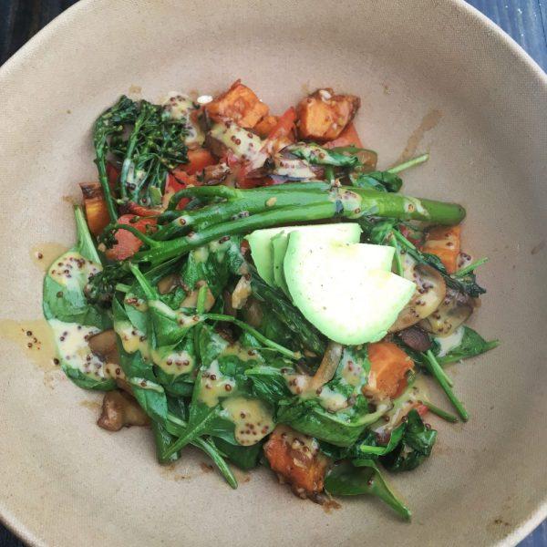 yummy paleo bowl